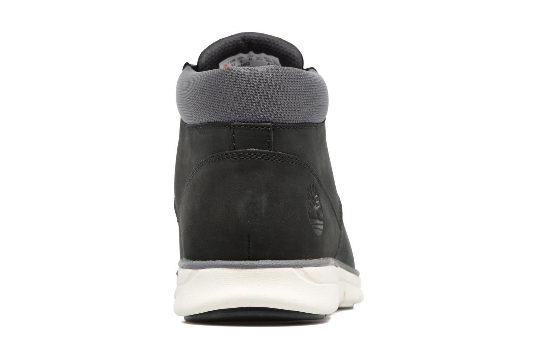 Bottines et boots Timberland Bradstreet Chukka Noir vue droite