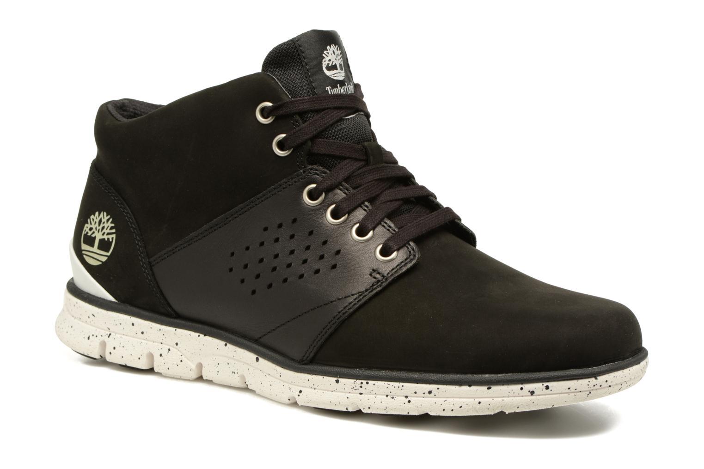 Bottines et boots Timberland Bradstreet Half Cab M Noir vue détail/paire