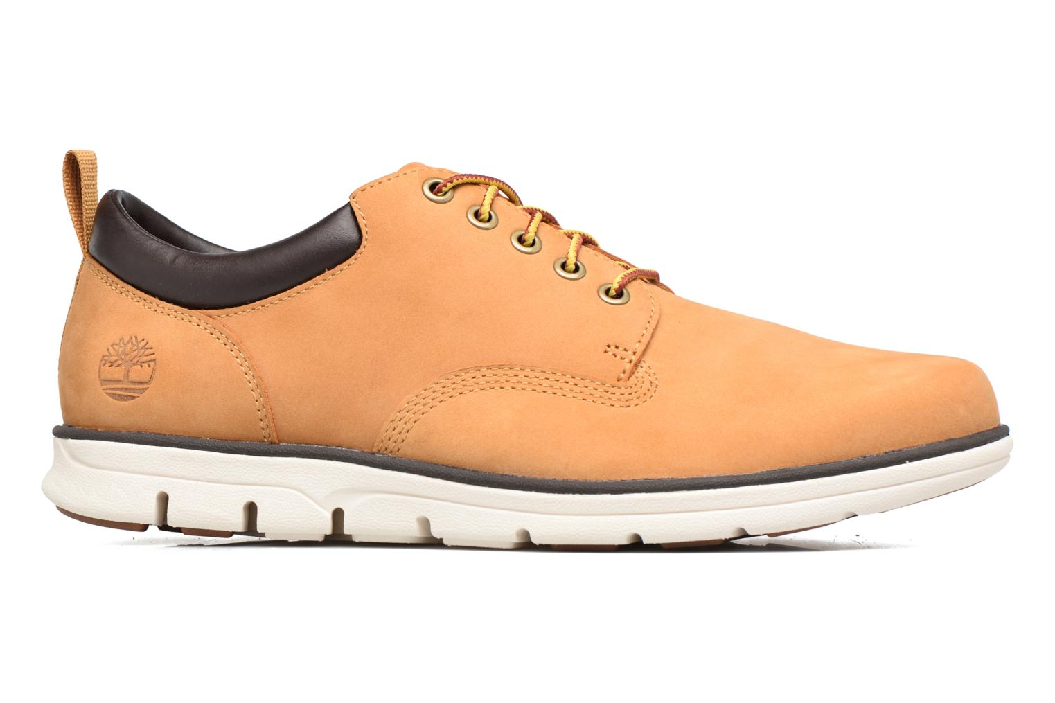 Bradstreet 5 Eye Ox Wheat Nubuck