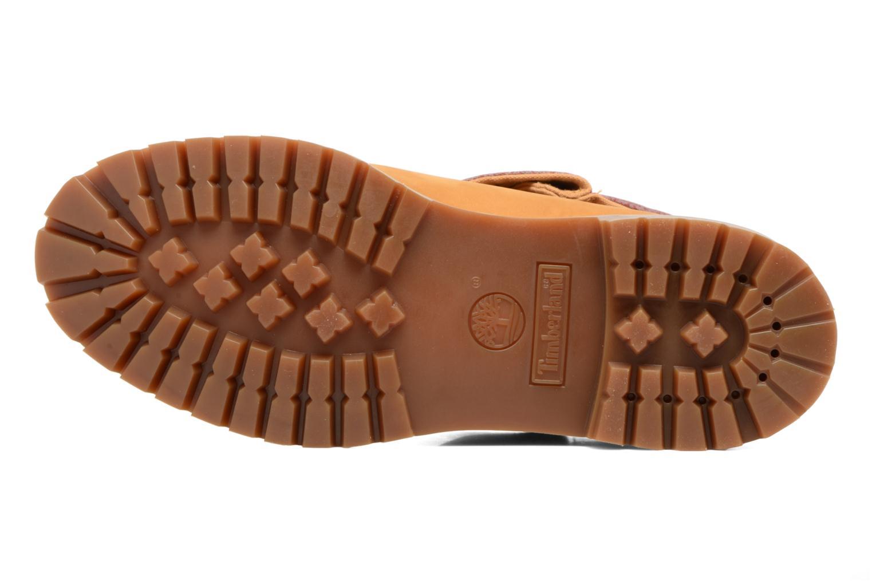 Bottines et boots Timberland Roll Top F/F AF Marron vue haut