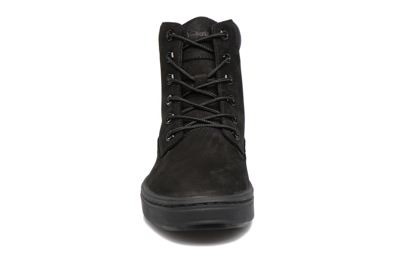 Sneaker Timberland Londyn 6 Inch schwarz schuhe getragen