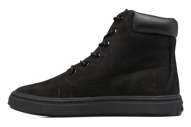 Sneaker Timberland Londyn 6 Inch schwarz ansicht von vorne