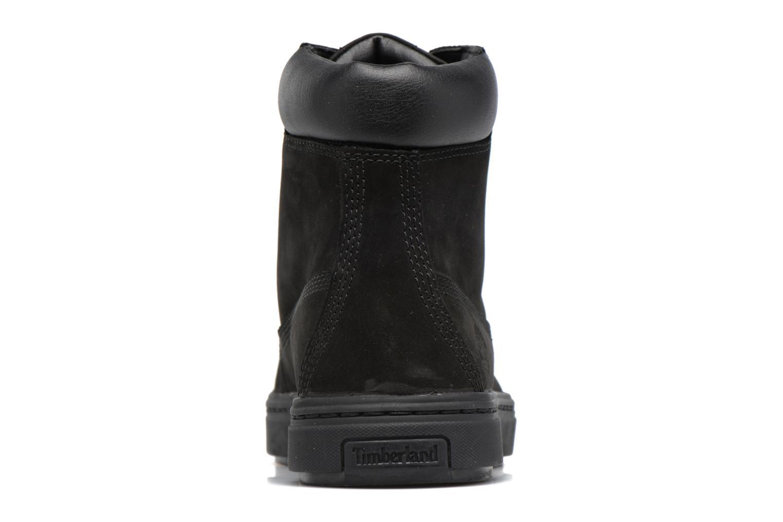 Sneaker Timberland Londyn 6 Inch schwarz ansicht von rechts