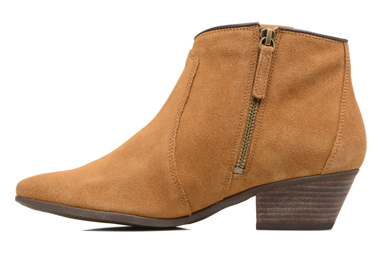 Bottines et boots Timberland Carleton Tassle Boot Marron vue face