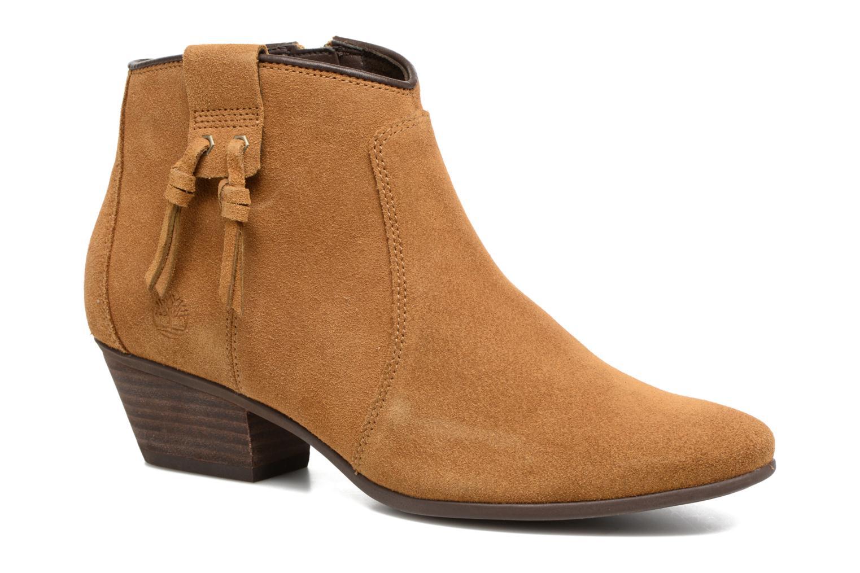 Bottines et boots Timberland Carleton Tassle Boot Marron vue détail/paire