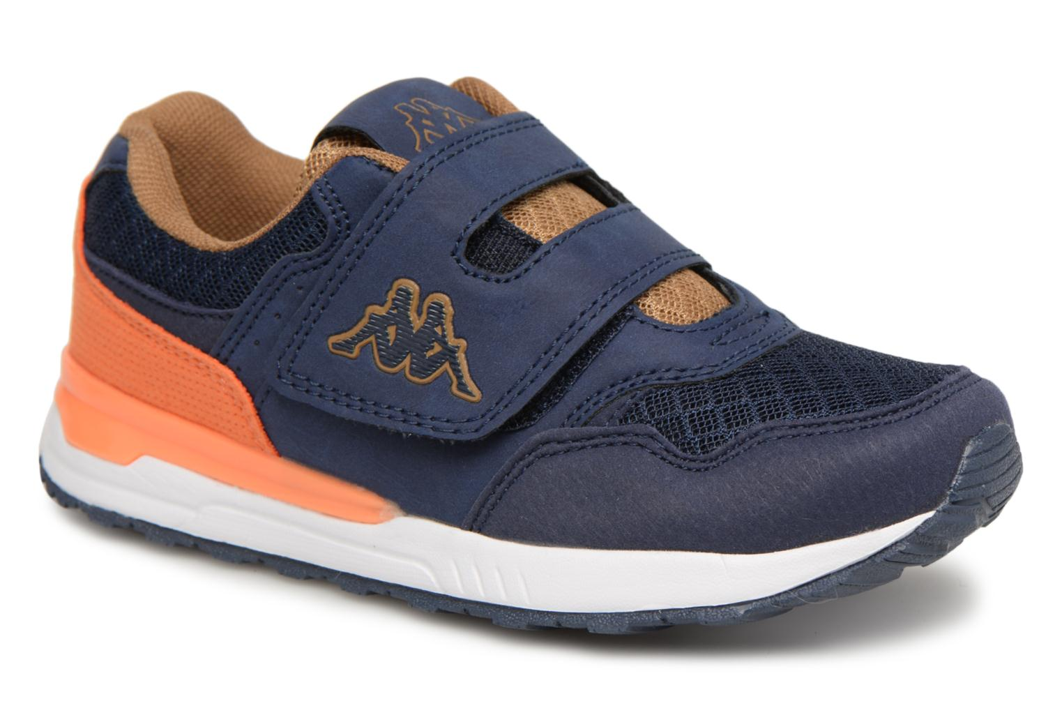 Cartago Velcro Navy/orange