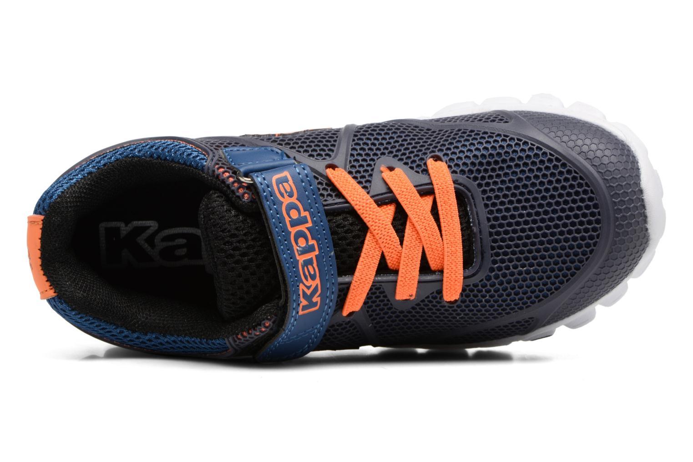 Sneakers Kappa Speeder 3 EV Blauw links