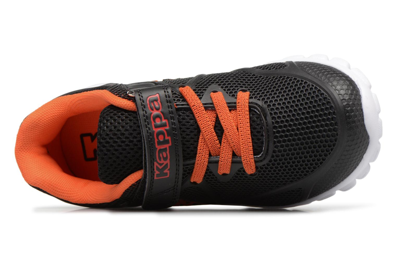 Sneakers Kappa Speeder 3 EV Zwart links