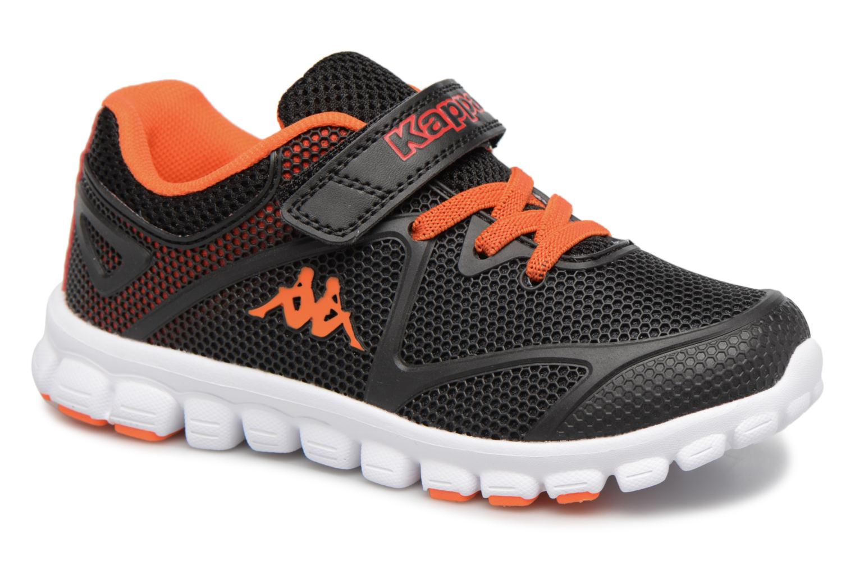 Sneakers Kappa Speeder 3 EV Zwart detail