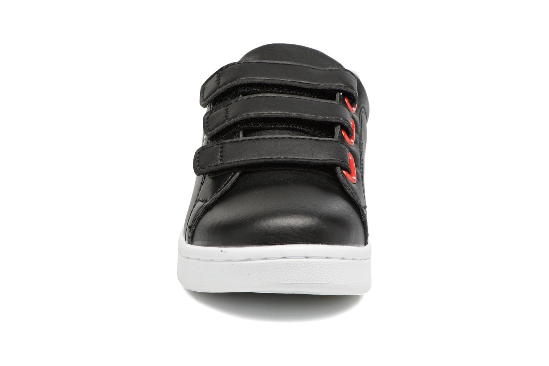 Baskets Kappa Palavela 3V Noir vue portées chaussures