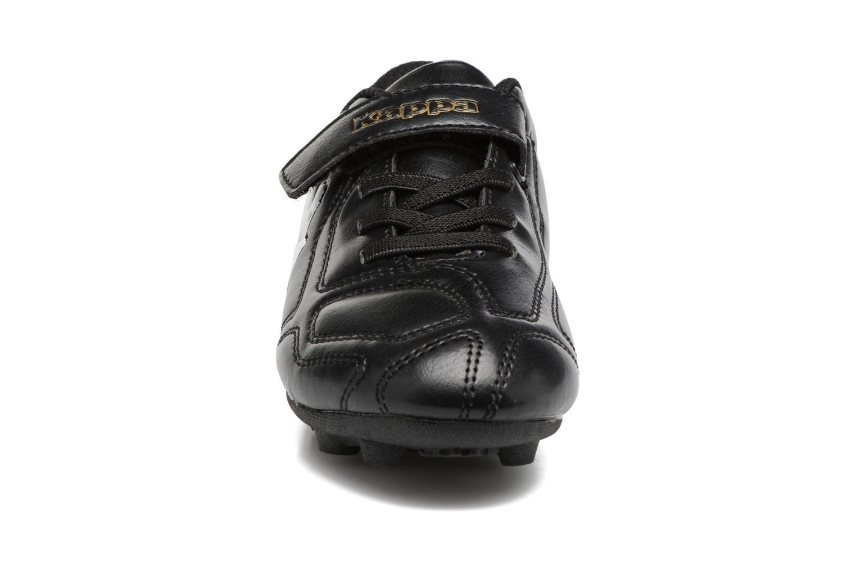 Chaussures de sport Kappa Parek FG Kide EV Noir vue portées chaussures