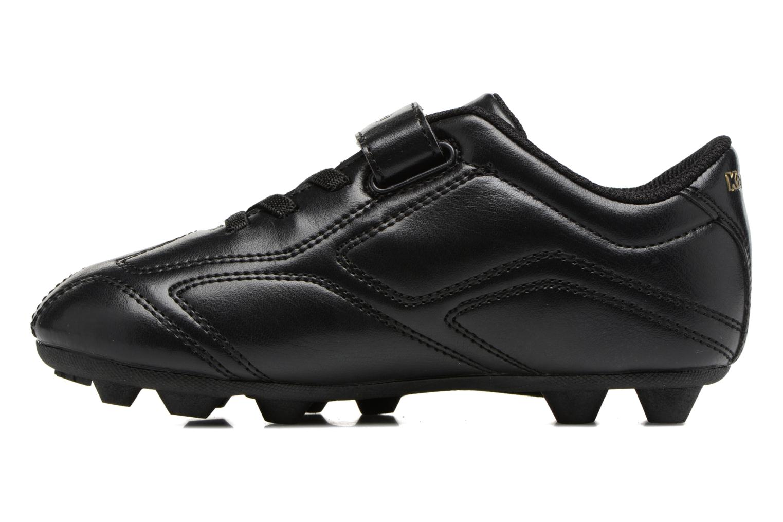 Chaussures de sport Kappa Parek FG Kide EV Noir vue face