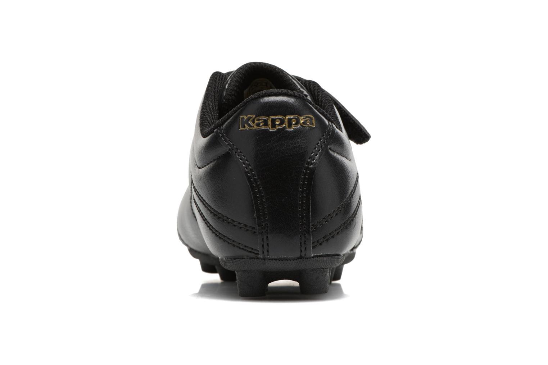 Chaussures de sport Kappa Parek FG Kide EV Noir vue droite
