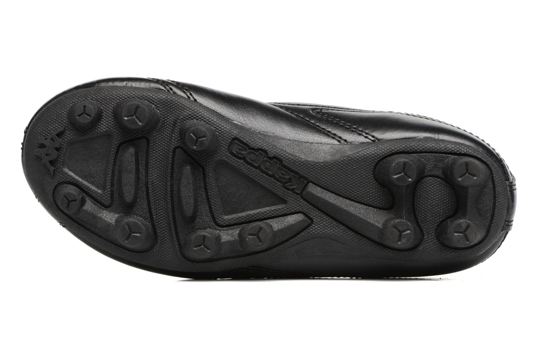 Chaussures de sport Kappa Parek FG Kide EV Noir vue haut