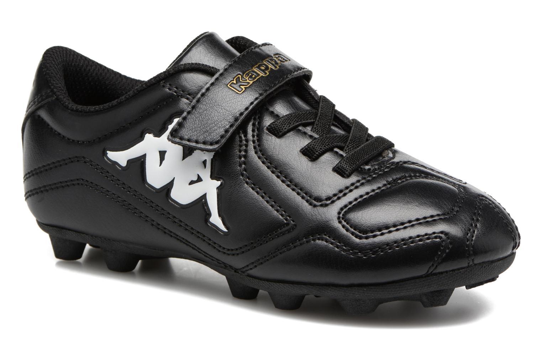 Chaussures de sport Kappa Parek FG Kide EV Noir vue détail/paire