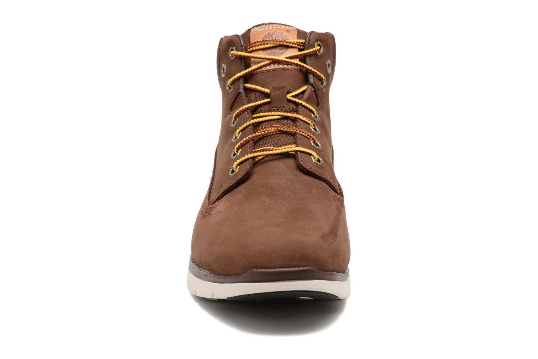 Bottines et boots Timberland Killington Chukka 2 Marron vue portées chaussures
