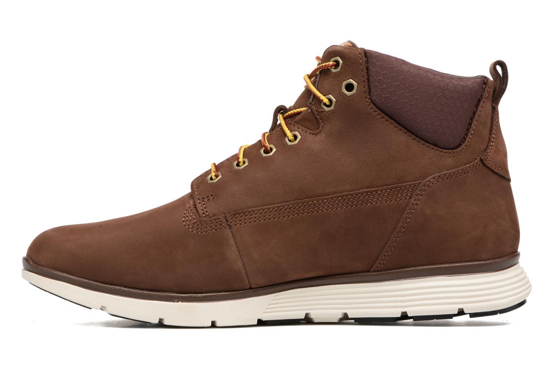 Boots en enkellaarsjes Timberland Killington Chukka 2 Bruin voorkant