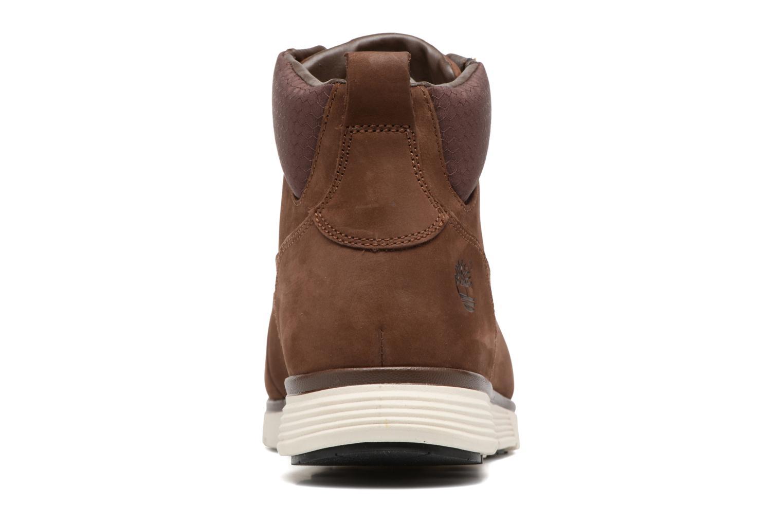 Boots en enkellaarsjes Timberland Killington Chukka 2 Bruin rechts
