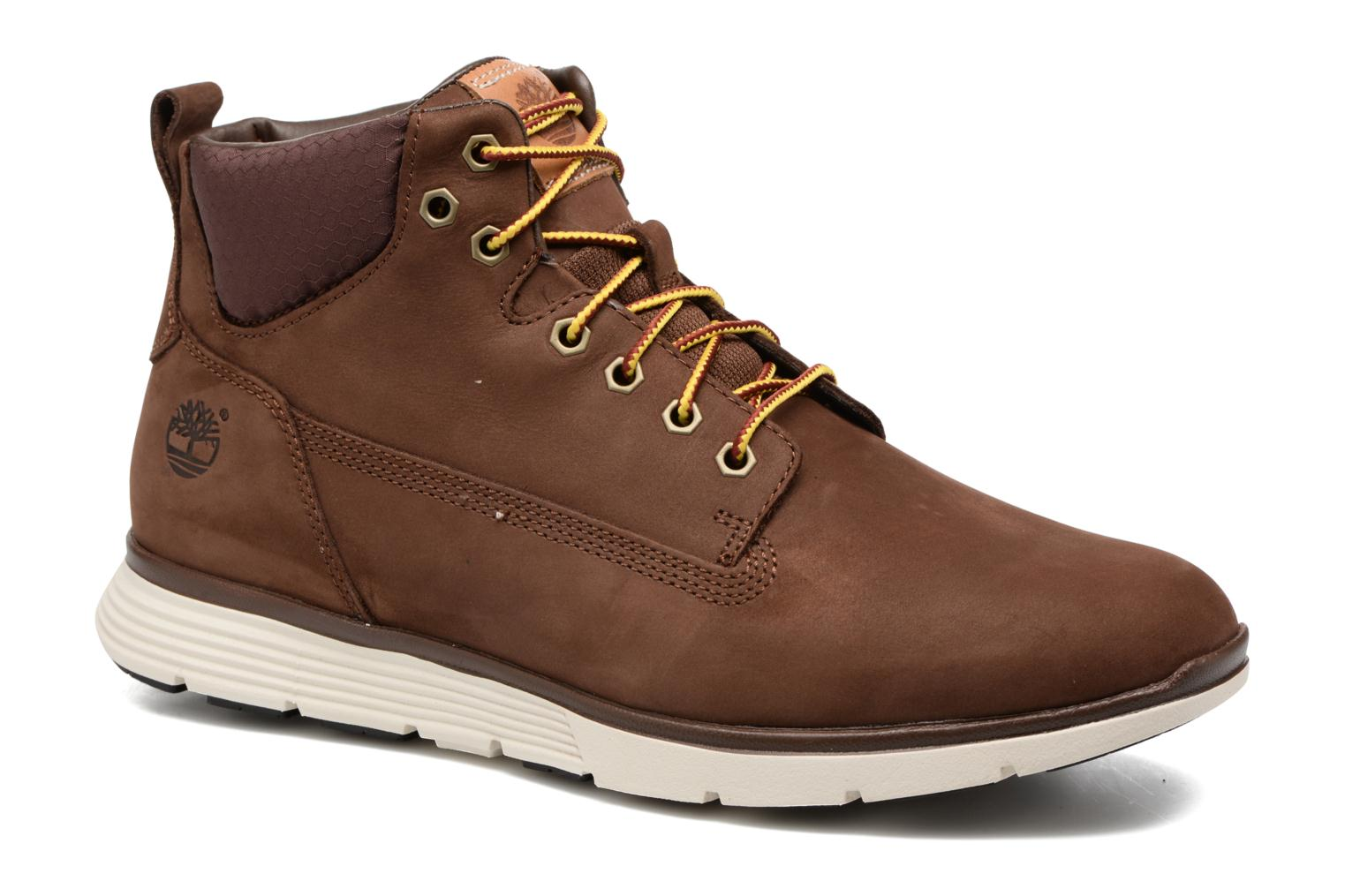 Bottines et boots Timberland Killington Chukka 2 Marron vue détail/paire