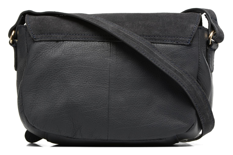 Joline Leather Crossbody Navy Blazer