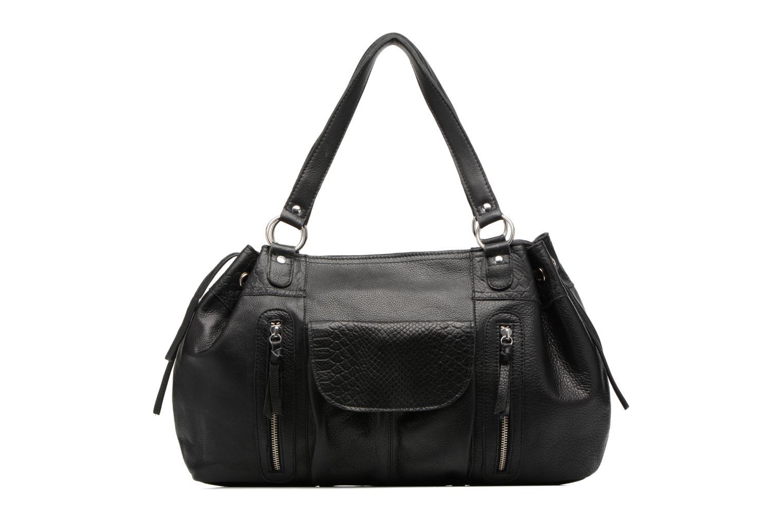 Sacs à main Pieces Jihano Leather Bag Noir vue détail/paire