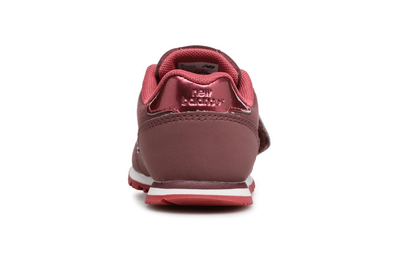 Sneakers New Balance KV373 I Bordò immagine destra