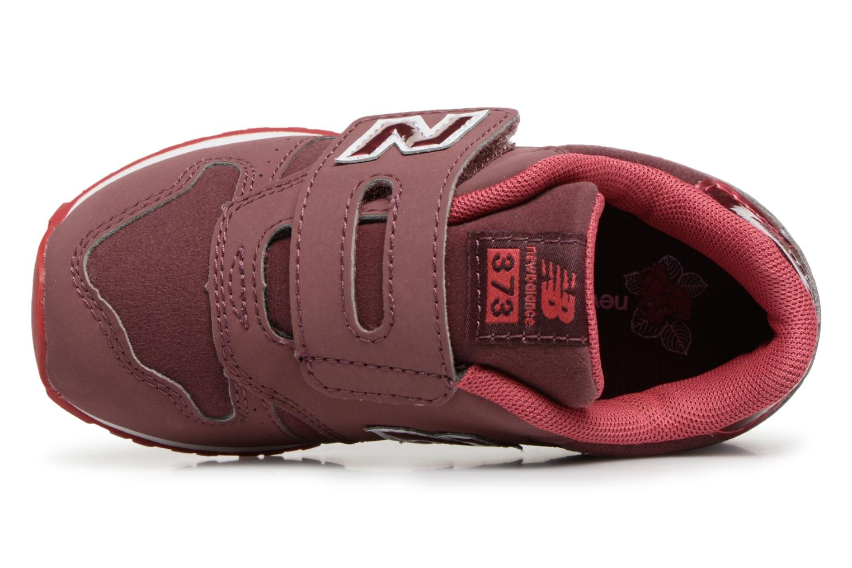 Sneakers New Balance KV373 I Bordò immagine sinistra