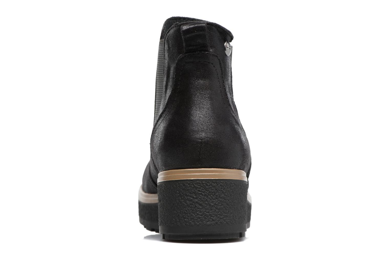 Bottines et boots Les P'tites Bombes Carine Noir vue droite