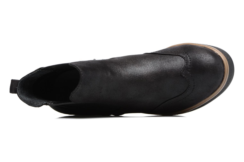 Bottines et boots Les P'tites Bombes Carine Noir vue gauche