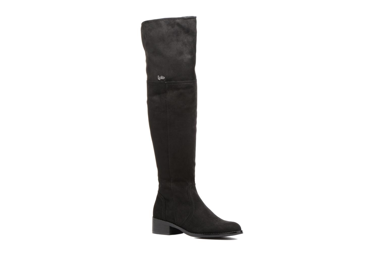 Boots & wellies Les P'tites Bombes Flore Black detailed view/ Pair view
