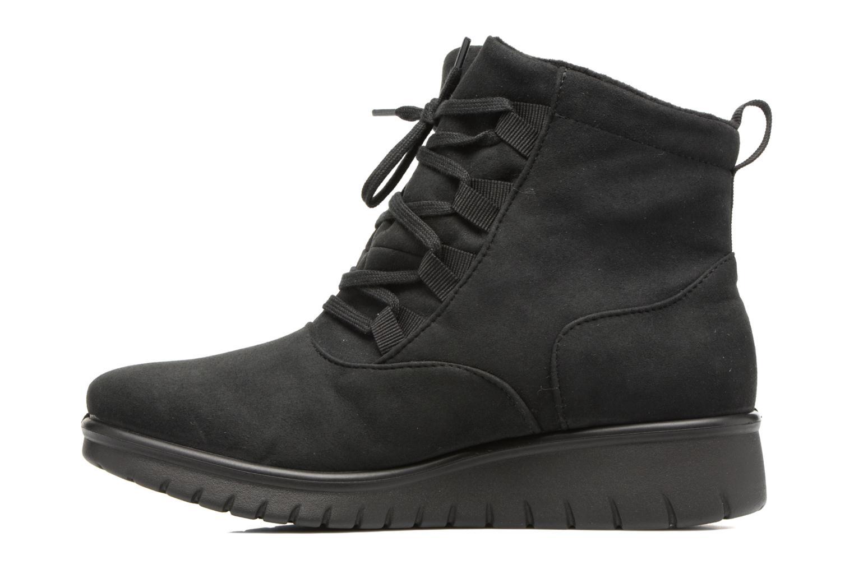 Bottines et boots Romika Varese N08 Noir vue face