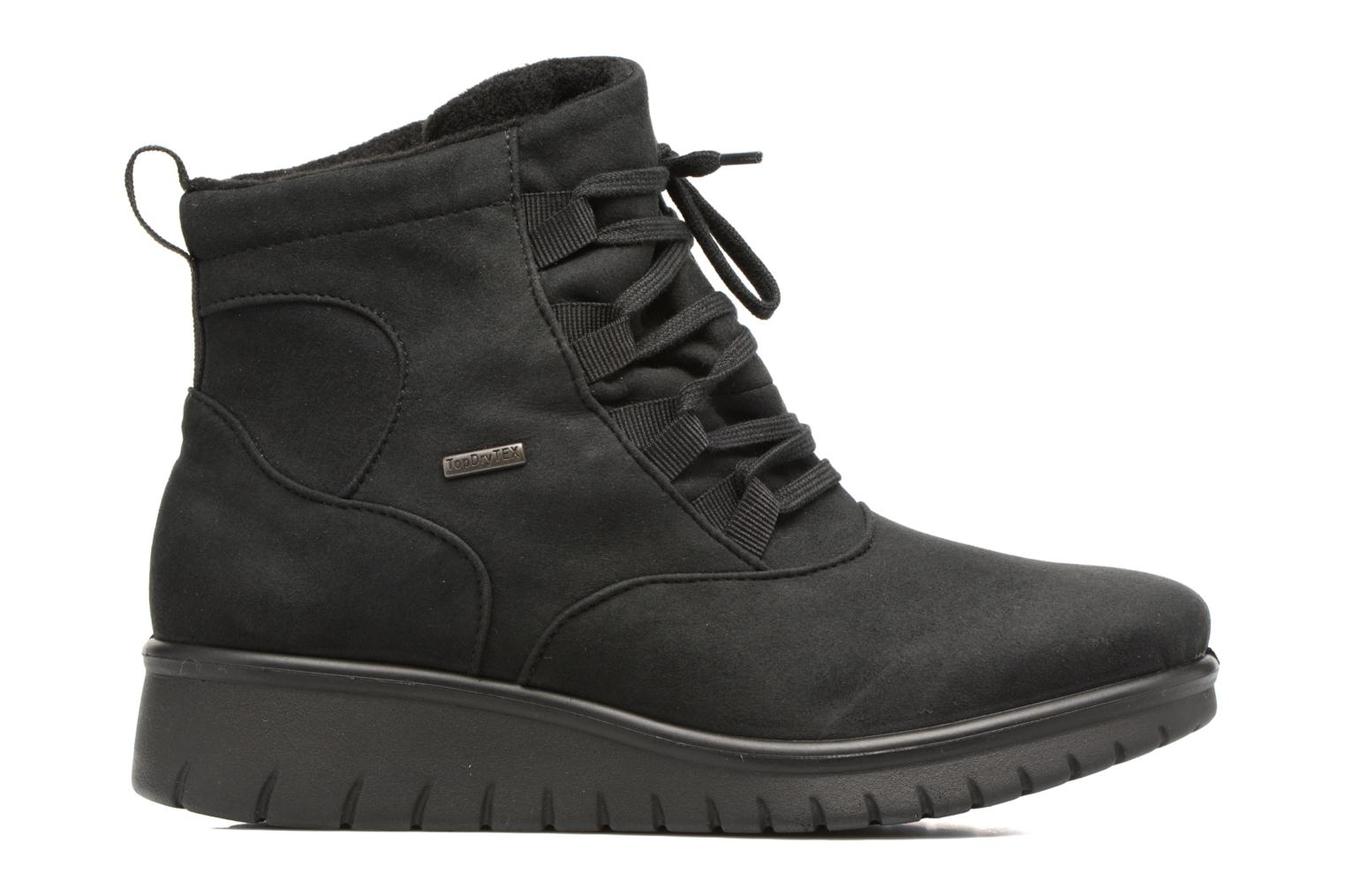 Bottines et boots Romika Varese N08 Noir vue derrière