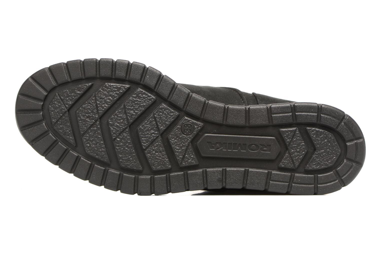 Bottines et boots Romika Varese N08 Noir vue haut