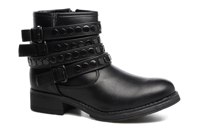 Vilma - Bottes Et Bottines Pour Femmes / Noir I Love Shoes rHXgYd