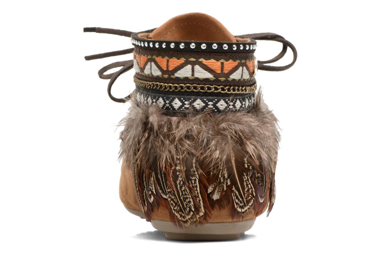 Bottines et boots Les Tropéziennes par M Belarbi Tomawok Marron vue droite