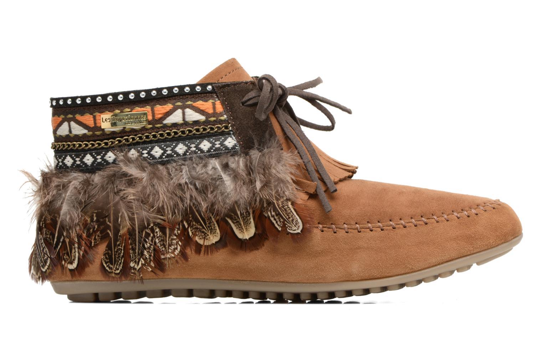 Bottines et boots Les Tropéziennes par M Belarbi Tomawok Marron vue derrière