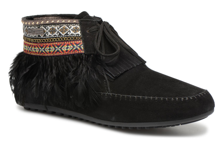 Los últimos zapatos de hombre y mujer Les Tropéziennes par M Belarbi Tomawok (Negro) - Botines  en Más cómodo