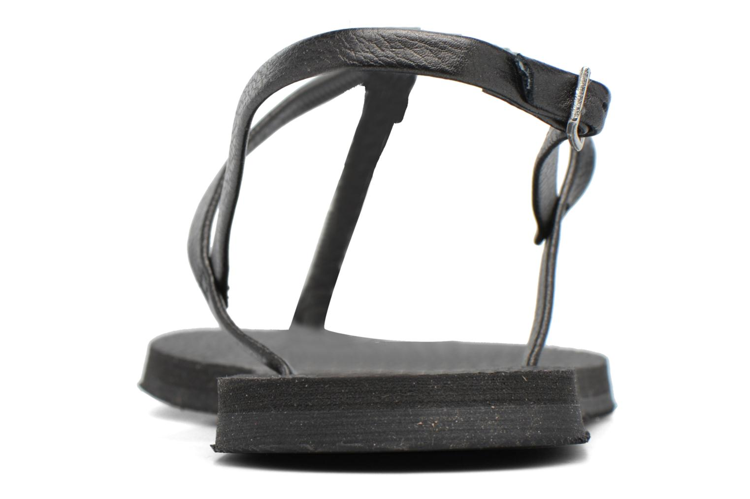 Flip flops Havaianas You Riviera Black view from the right