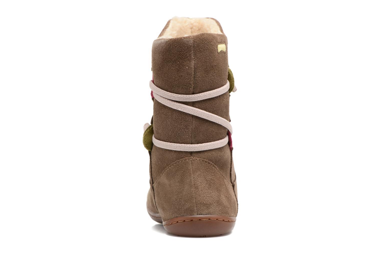 TWS 7 Medium Brown
