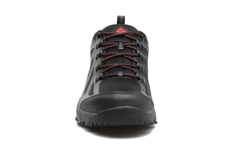 Chaussures de sport Columbia Peakfreak Xcrsn II Xcel Low Outdry Noir vue portées chaussures