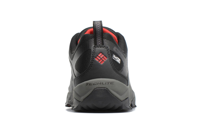 Chaussures de sport Columbia Peakfreak Xcrsn II Xcel Low Outdry Noir vue droite