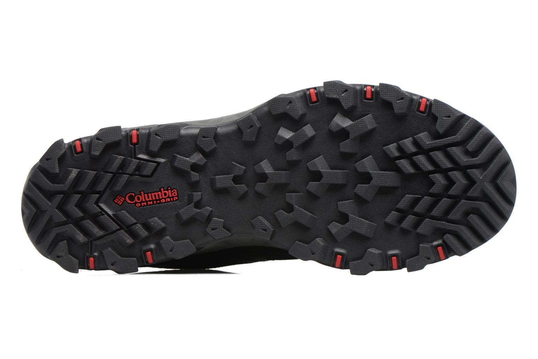 Chaussures de sport Columbia Peakfreak Xcrsn II Xcel Low Outdry Noir vue haut