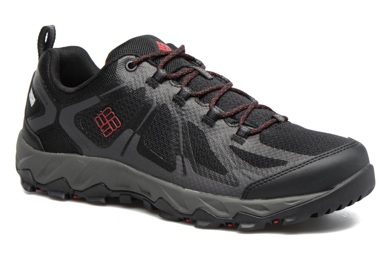 Chaussures de sport Columbia Peakfreak Xcrsn II Xcel Low Outdry Noir vue détail/paire