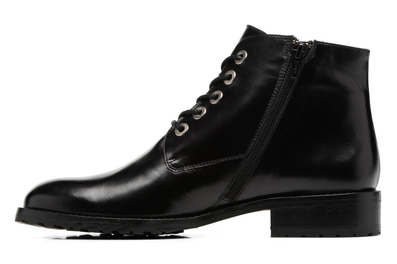 Bottines et boots Georgia Rose Talacet Noir vue face