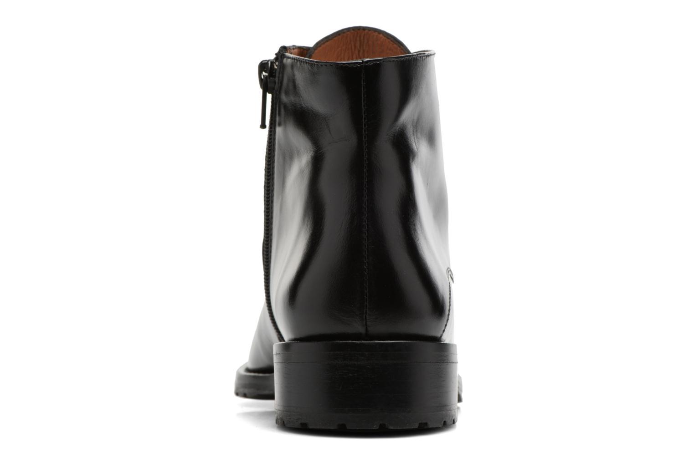 Bottines et boots Georgia Rose Talacet Noir vue droite