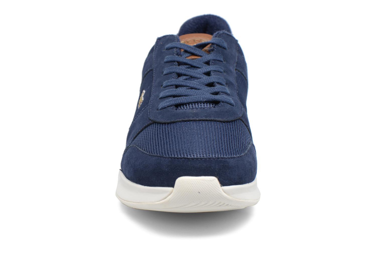 Baskets Lacoste JOGGEUR 317 4 Bleu vue portées chaussures