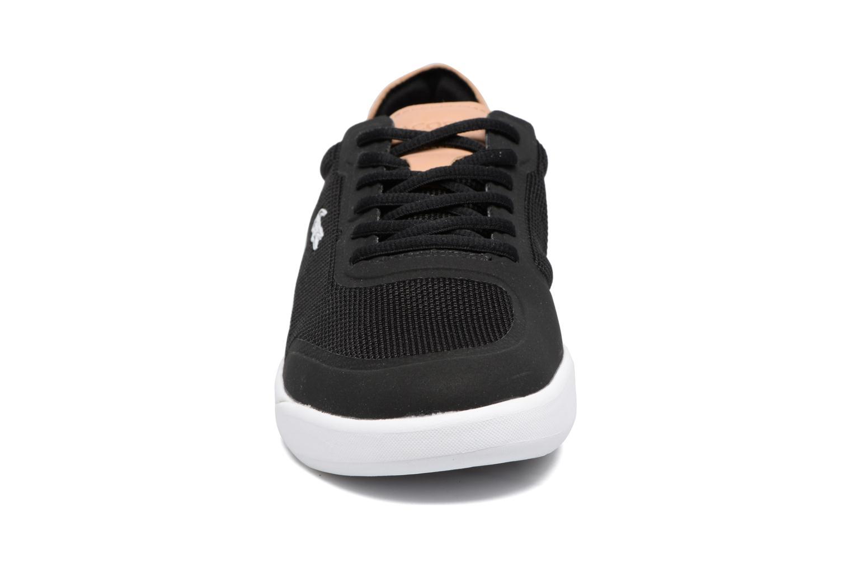 Baskets Lacoste LT SPIRIT ELITE 317 1 Noir vue portées chaussures