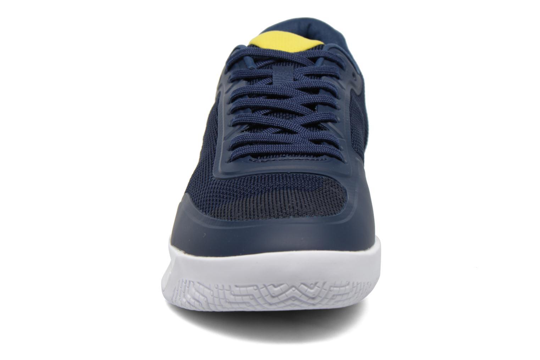 Chaussures de sport Lacoste LT PRO 317 1 Bleu vue portées chaussures