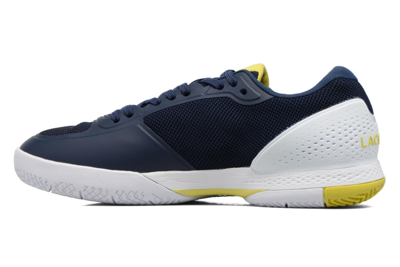 Chaussures de sport Lacoste LT PRO 317 1 Bleu vue face