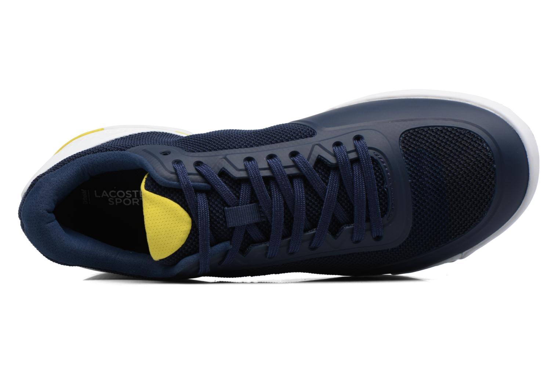 Chaussures de sport Lacoste LT PRO 317 1 Bleu vue gauche